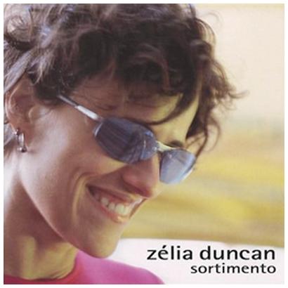 discografia de zelia duncan